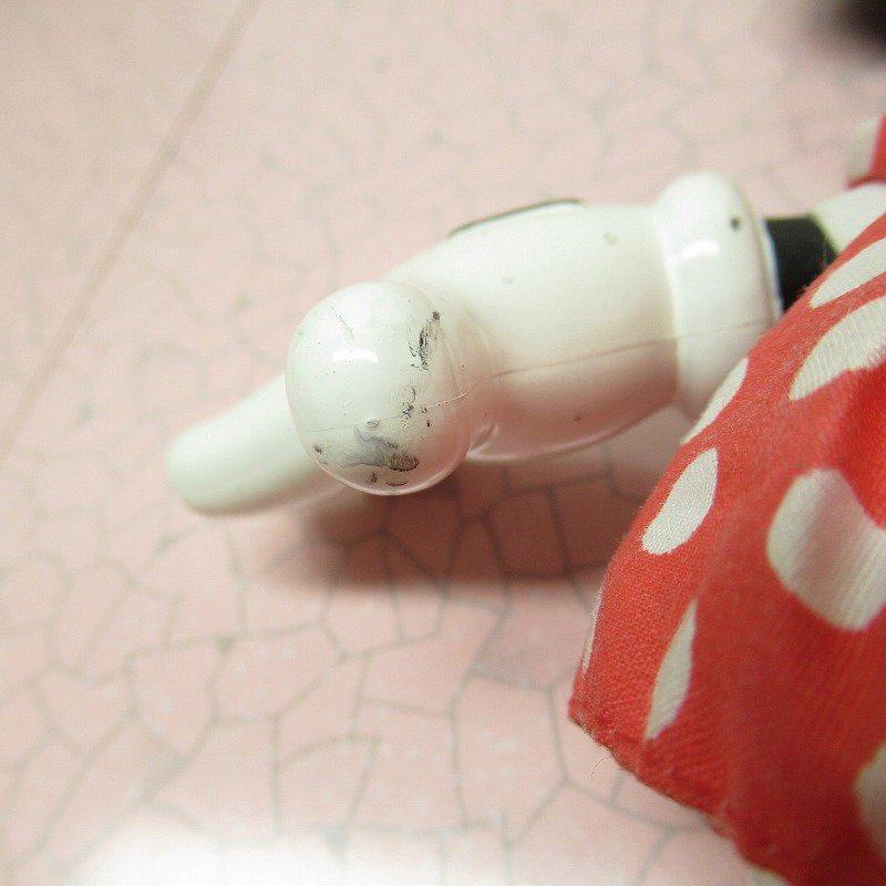 ミッキーマウス ミニー プラスチック製ドール【画像6】
