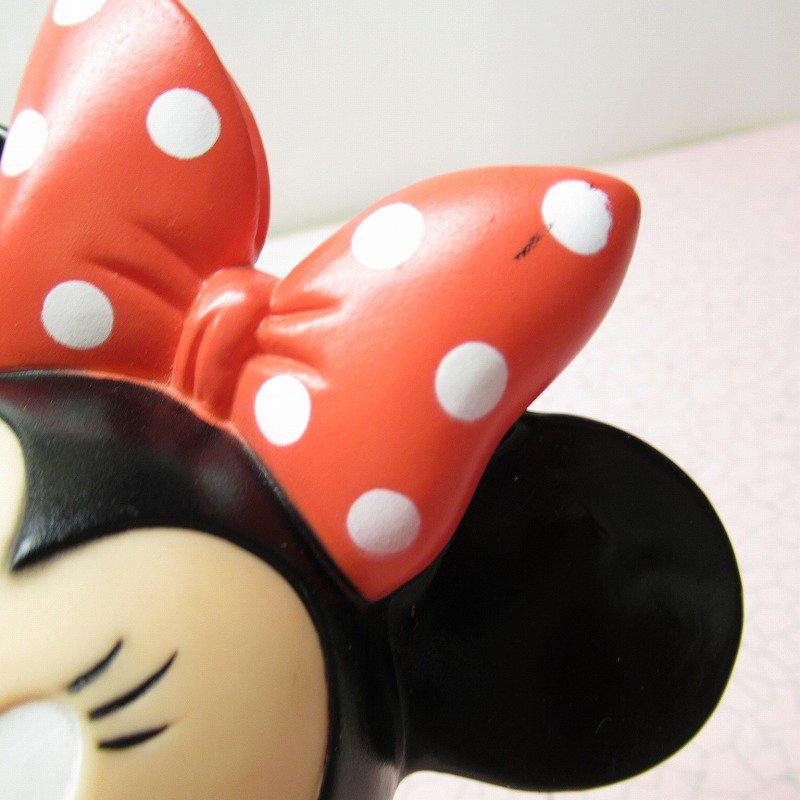 ミッキーマウス ミニー プラスチック製ドール【画像8】