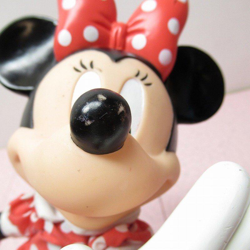 ミッキーマウス ミニー プラスチック製ドール【画像9】