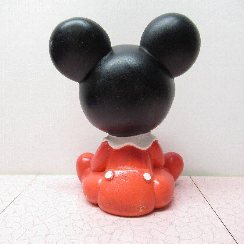 ミッキーマウス ベビーミッキー ABCブロック ソフビドール【画像6】