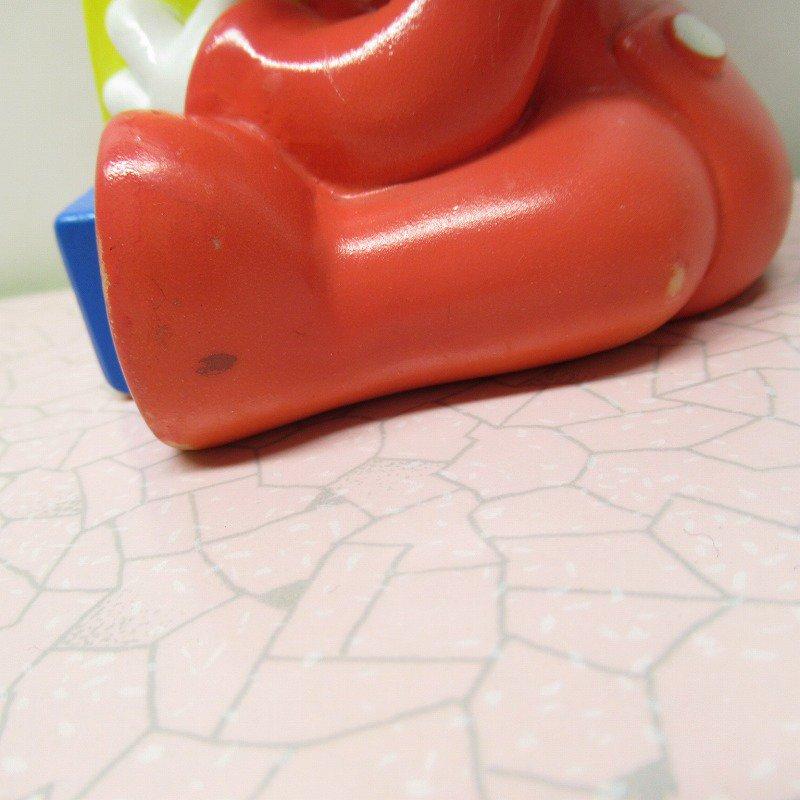 ミッキーマウス ベビーミッキー ABCブロック ソフビドール【画像9】