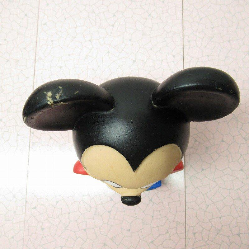 ミッキーマウス ベビーミッキー ABCブロック ソフビドール【画像10】