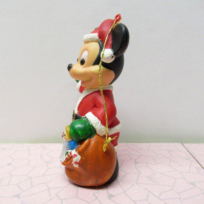 ミッキーマウス サンタクロース クリスマス オーナメント【画像5】
