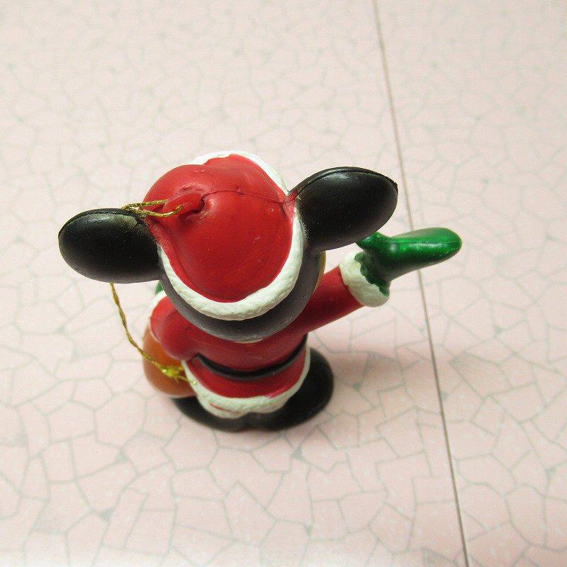 ミッキーマウス サンタクロース クリスマス オーナメント【画像6】
