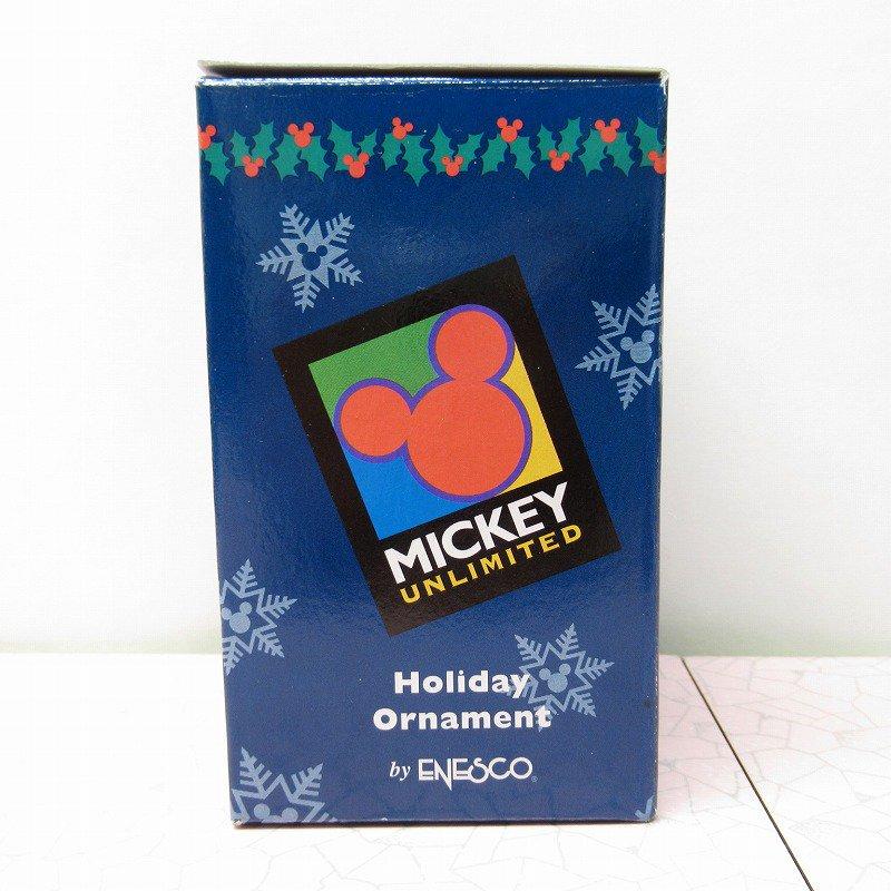ミッキーマウス 箱付 クリスマス オーナメント オーナメント と ゴルフ【画像12】