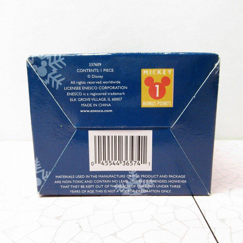 ミッキーマウス 箱付 クリスマス オーナメント オーナメント と ゴルフ【画像14】
