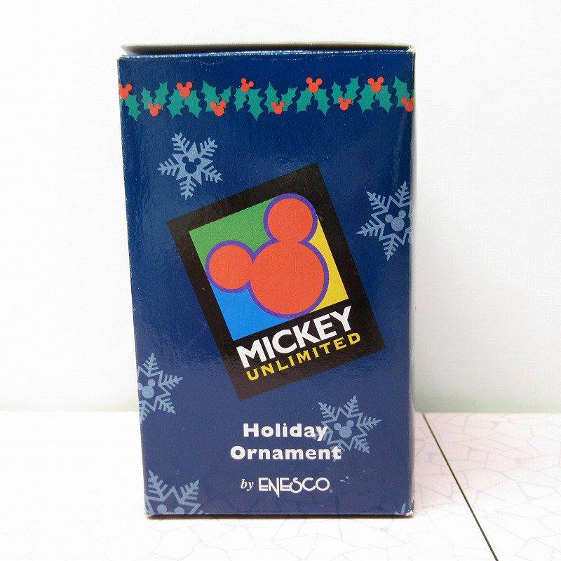 ミッキーマウス 箱付 クリスマス オーナメント 靴下 と キャンディケーン【画像12】