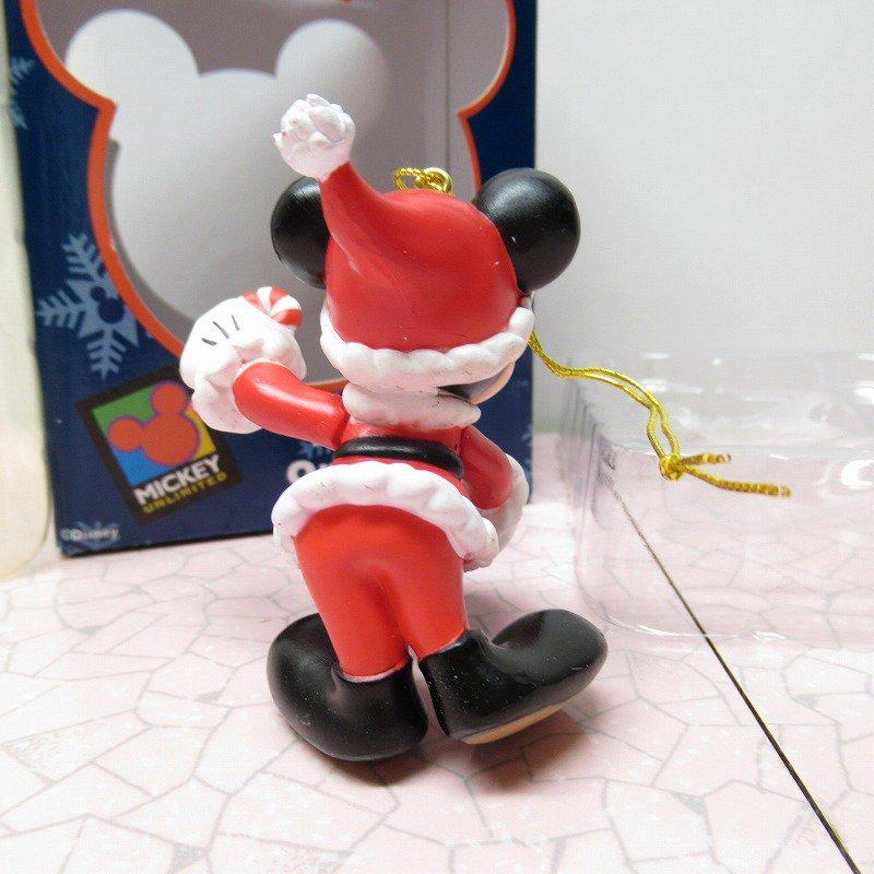 ミッキーマウス 箱付 クリスマス オーナメント 靴下 と キャンディケーン【画像5】