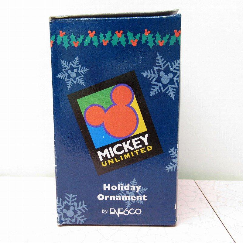 ミッキーマウス 箱付 クリスマス オーナメント 靴下 と キャンディケーン【画像10】