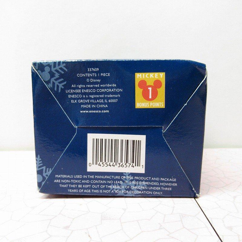 ミッキーマウス ミニー 箱付 クリスマス オーナメント ハートのプレゼント【画像13】
