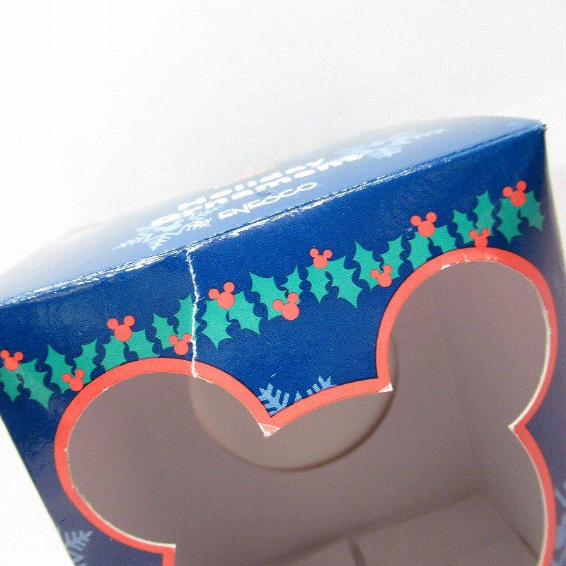 ミッキーマウス ミニー 箱付 クリスマス オーナメント ハートのプレゼント【画像7】
