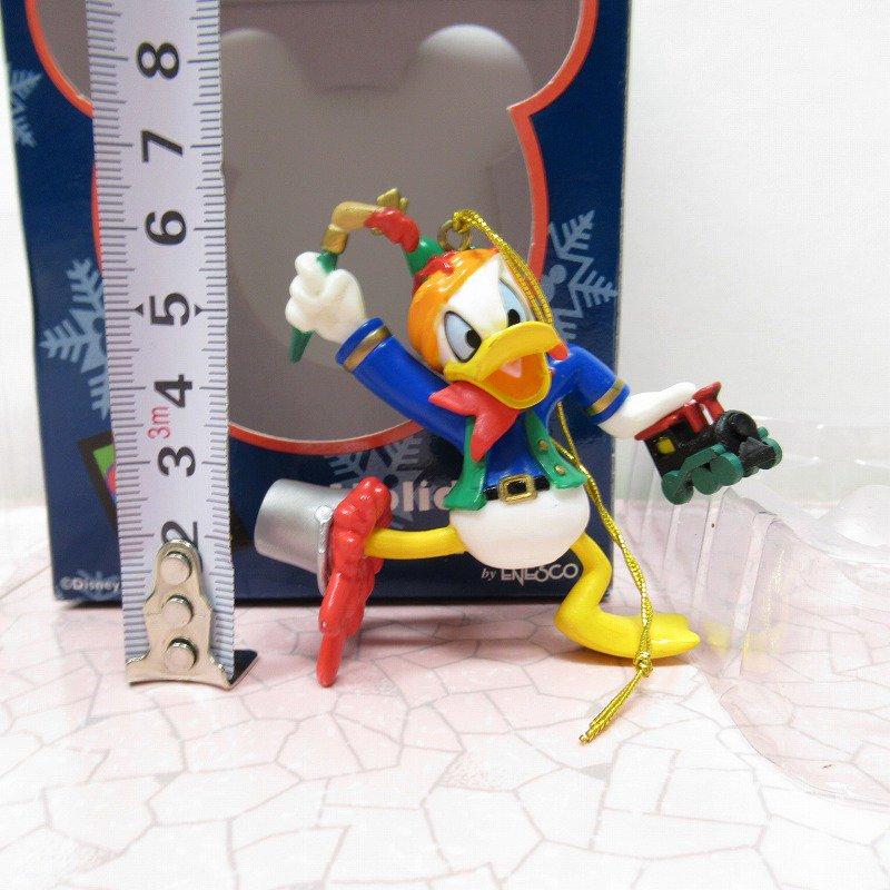 ミッキーマウス ドナルド 箱付 クリスマス オーナメント おもちゃ作り【画像2】