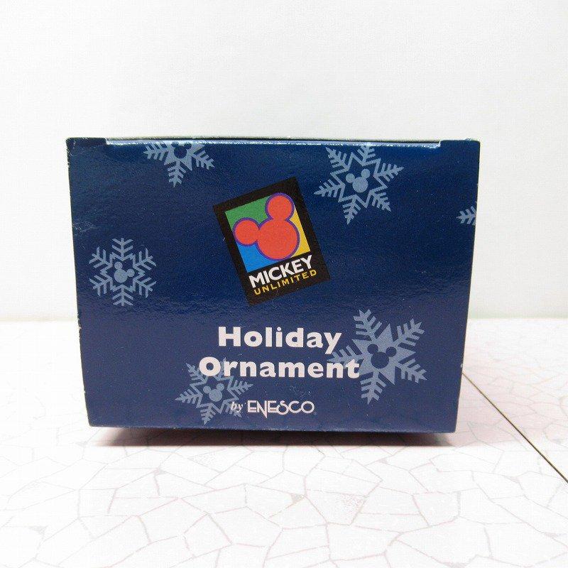 ミッキーマウス ドナルド 箱付 クリスマス オーナメント おもちゃ作り【画像12】