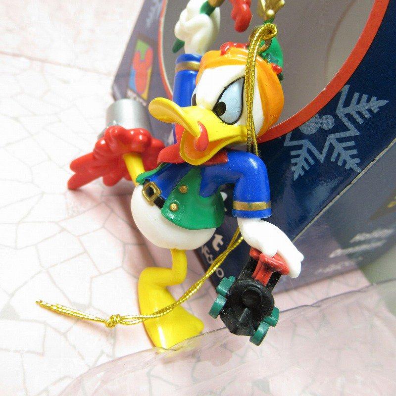 ミッキーマウス ドナルド 箱付 クリスマス オーナメント おもちゃ作り【画像3】