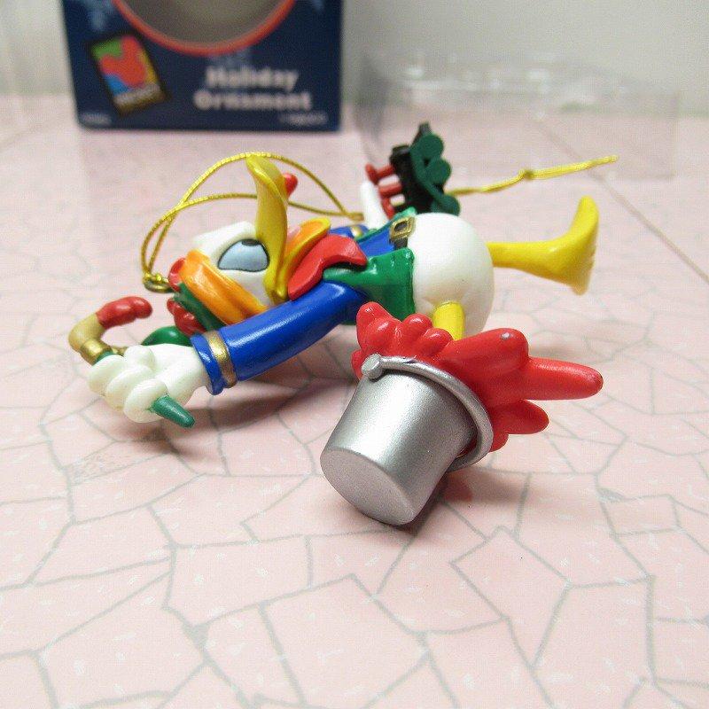 ミッキーマウス ドナルド 箱付 クリスマス オーナメント おもちゃ作り【画像5】