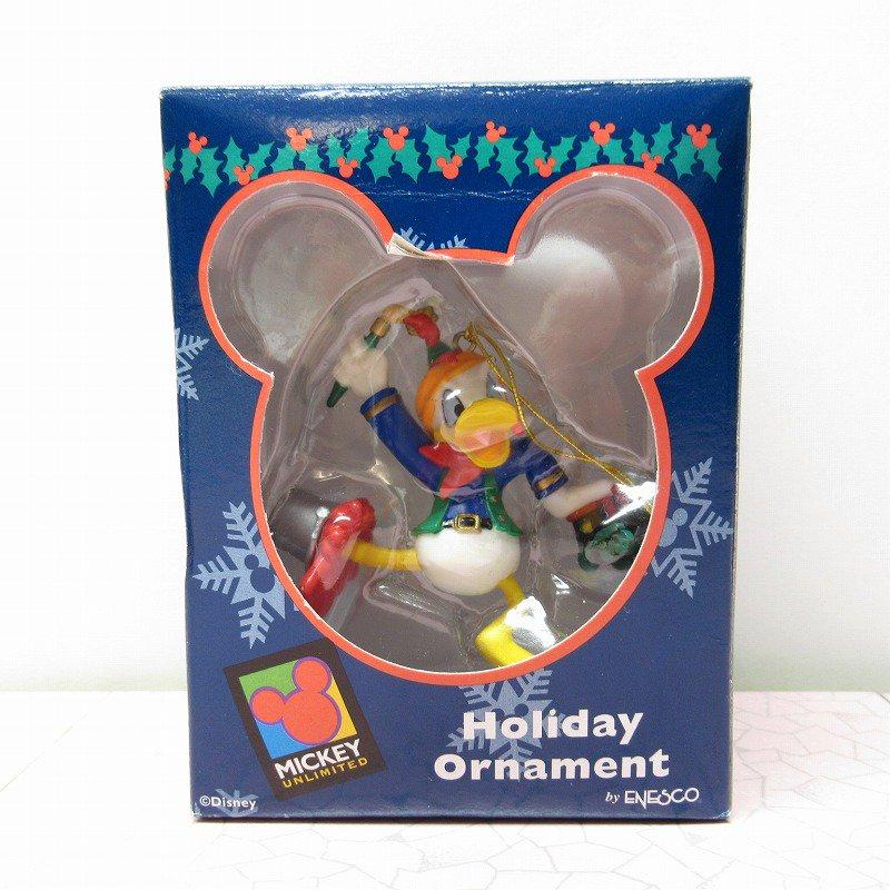 ミッキーマウス ドナルド 箱付 クリスマス オーナメント おもちゃ作り【画像8】