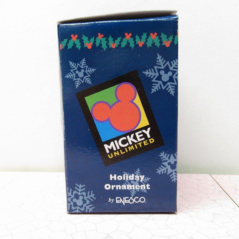ミッキーマウス ドナルド 箱付 クリスマス オーナメント おもちゃ作り【画像9】