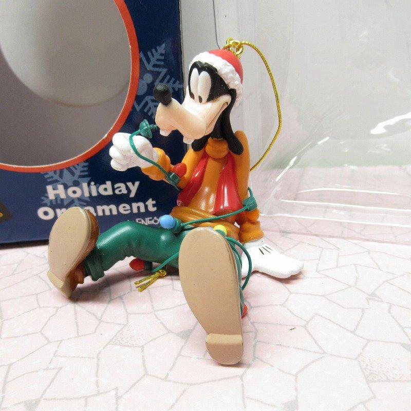 ミッキーマウス グーフィー 箱付 クリスマス オーナメント イルミネーションライト