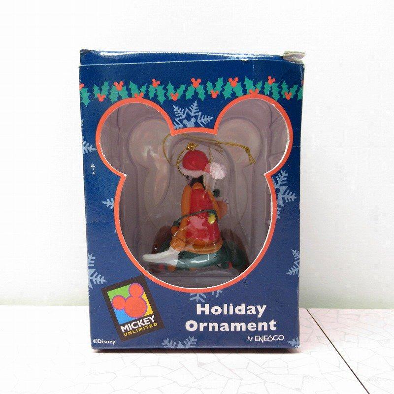 ミッキーマウス グーフィー 箱付 クリスマス オーナメント イルミネーションライト【画像12】