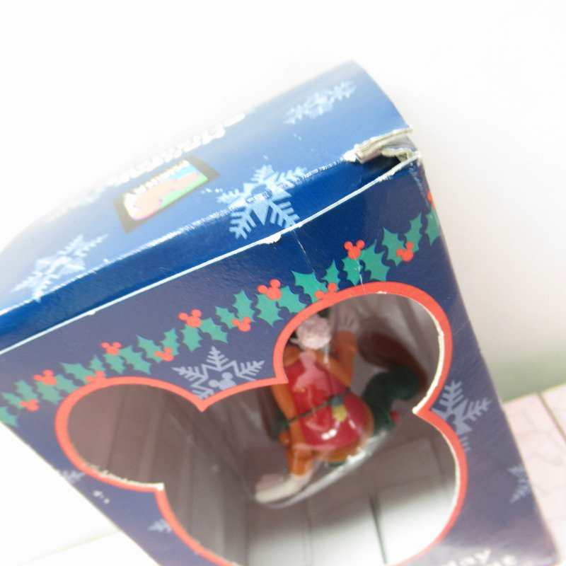 ミッキーマウス グーフィー 箱付 クリスマス オーナメント イルミネーションライト【画像13】