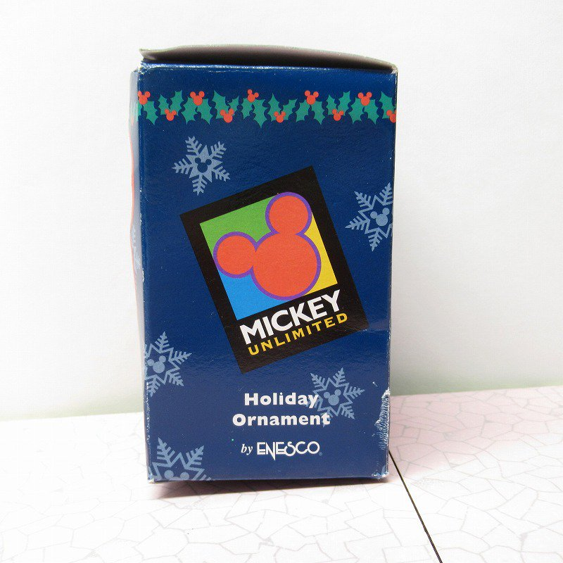 ミッキーマウス グーフィー 箱付 クリスマス オーナメント イルミネーションライト【画像14】