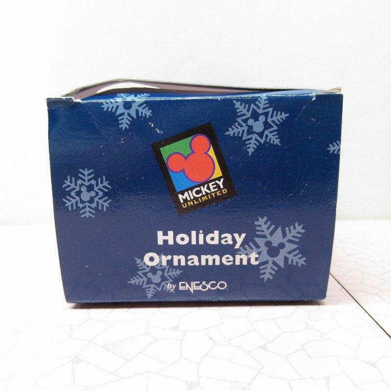 ミッキーマウス グーフィー 箱付 クリスマス オーナメント イルミネーションライト【画像15】