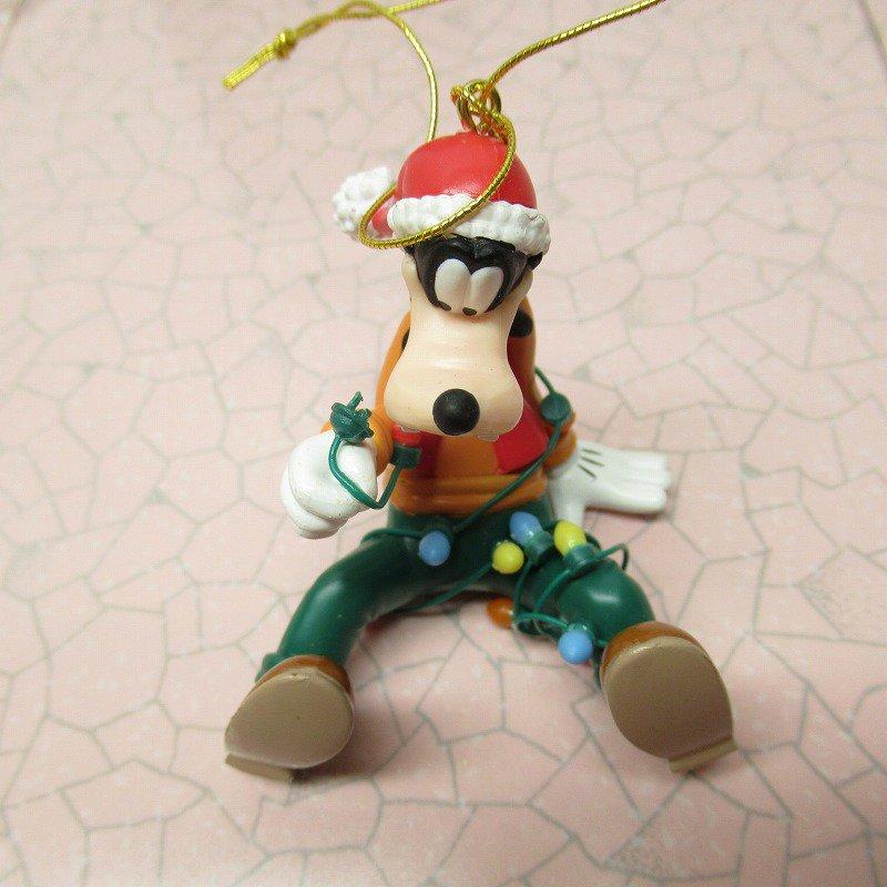 ミッキーマウス グーフィー 箱付 クリスマス オーナメント イルミネーションライト【画像6】