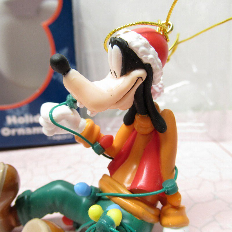 ミッキーマウス グーフィー 箱付 クリスマス オーナメント イルミネーションライト【画像7】