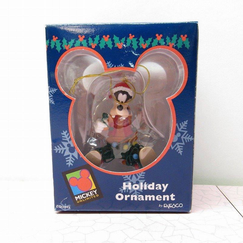 ミッキーマウス グーフィー 箱付 クリスマス オーナメント イルミネーションライト【画像10】