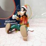 ツリーにつけるオーナメント  ミッキーマウス グーフィー 箱付 クリスマス オーナメント イルミネーションライト