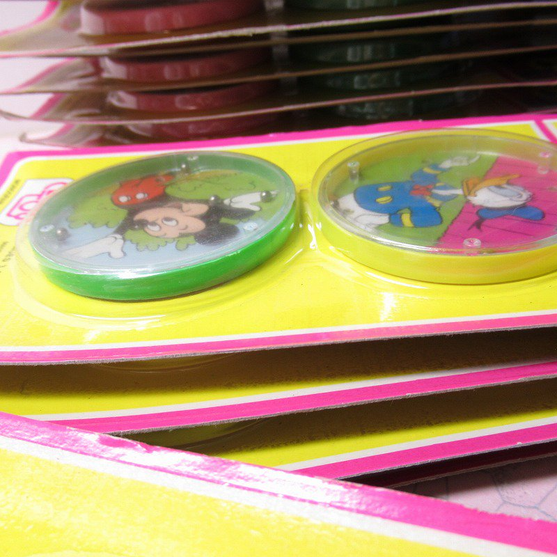 ミッキー & ドナルド パズル デッドストック 大量入荷特別価格ご奉仕品【画像16】