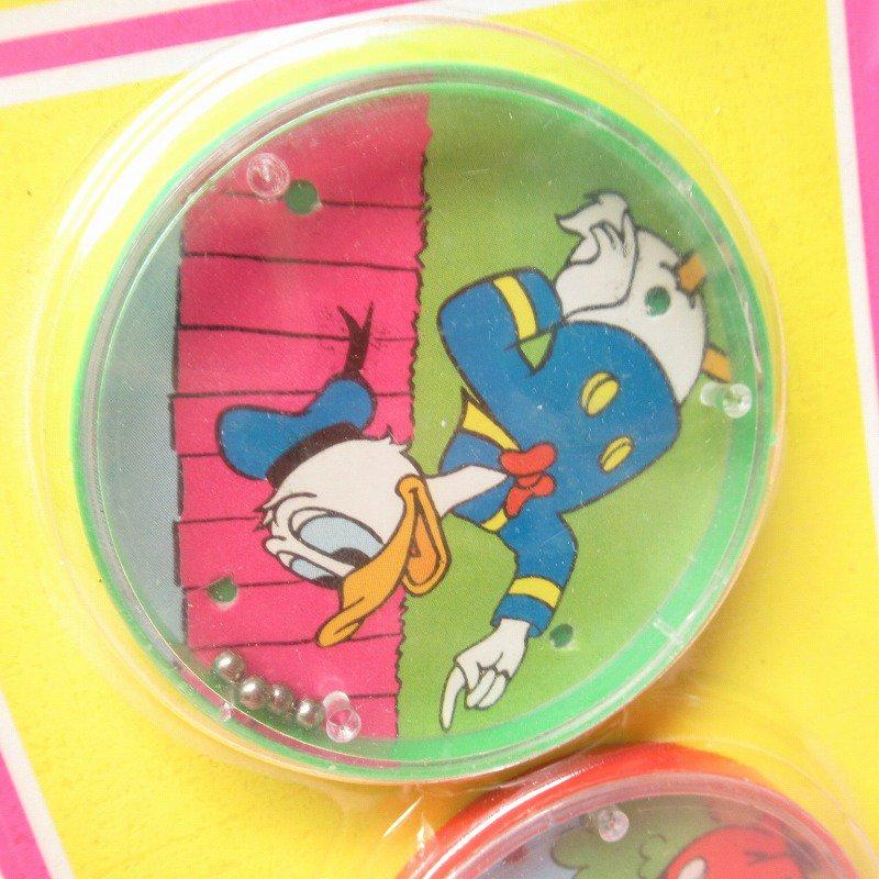 ミッキー & ドナルド パズル デッドストック 大量入荷特別価格ご奉仕品【画像4】