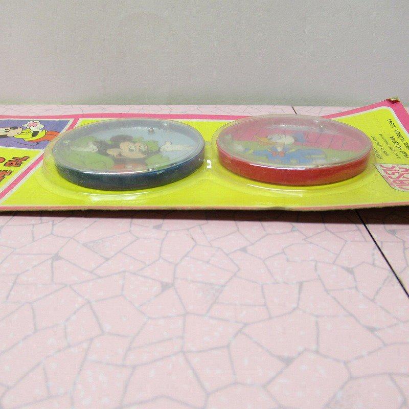 ミッキー & ドナルド パズル デッドストック 大量入荷特別価格ご奉仕品【画像6】