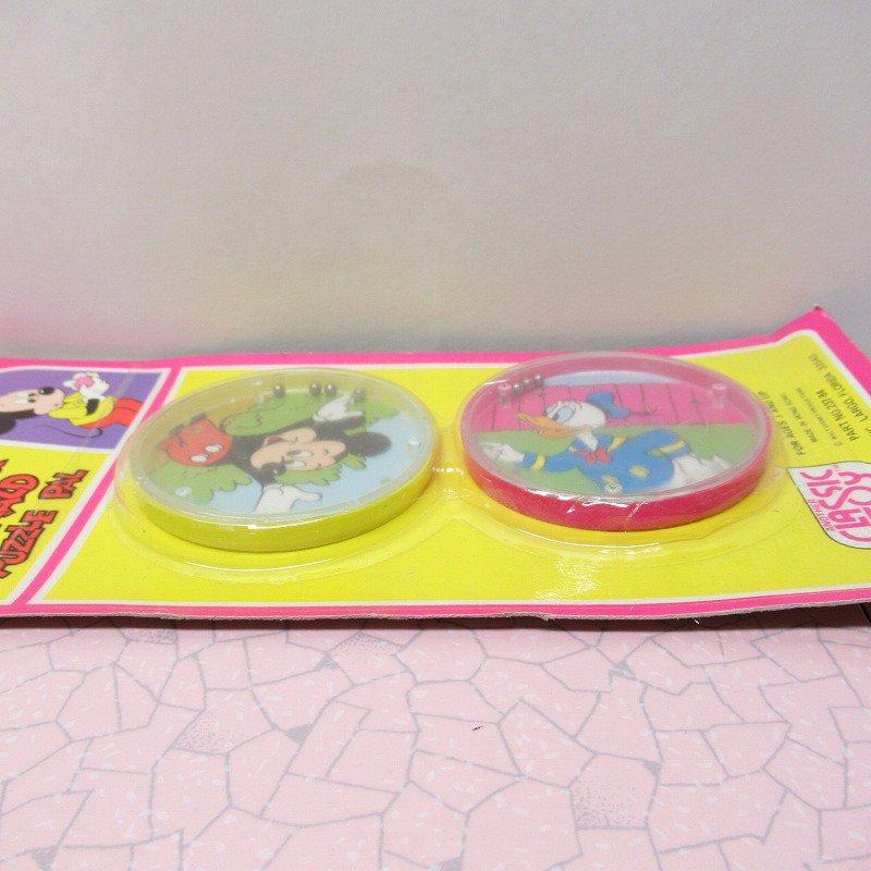 ミッキー & ドナルド パズル デッドストック 大量入荷特別価格ご奉仕品【画像8】