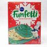 おつかいサービス&その他  ドウボーイ シュガークッキーミックス クリスマスバージョン 赤&緑飾り付き