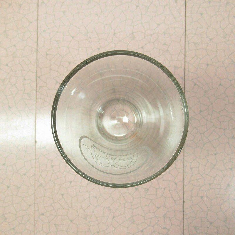 マクドナルド デッドストック 1961年バージョン Arches プリント グラス【画像4】