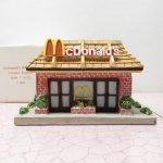 ★NEW ARRIVAL★  マクドナルド 1993年 レストラン 陶器製フィギュア オリジナルボックス付き