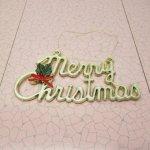 その他  クリスマス デコレーション Merry Christmas B