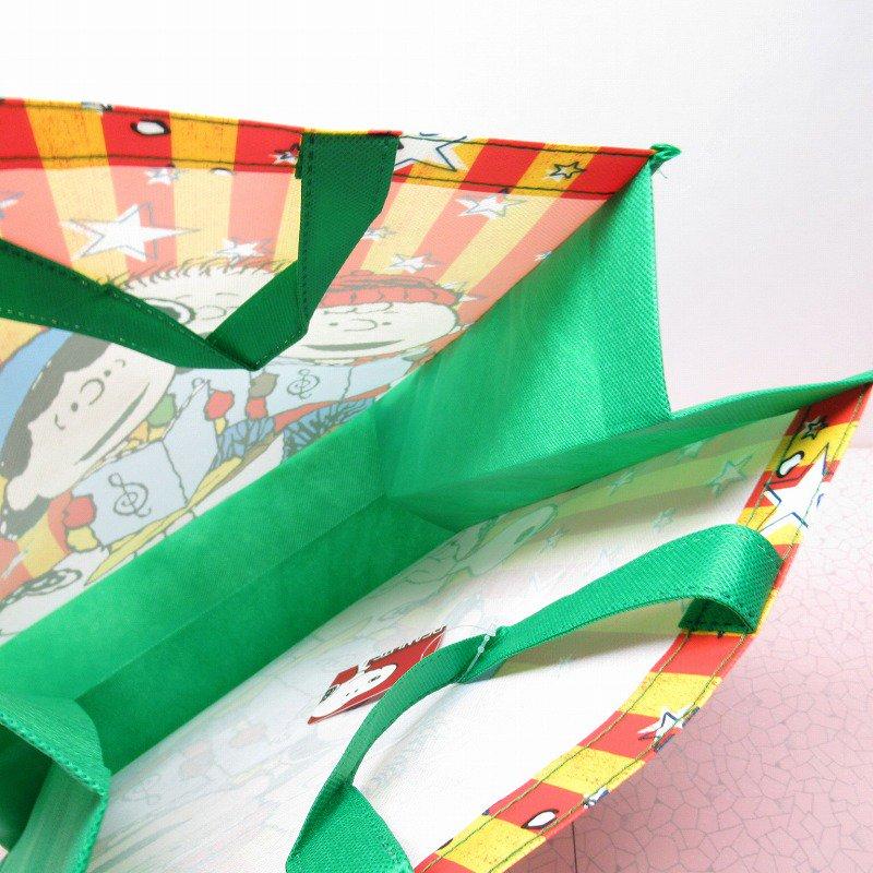 スヌーピー クリスマス エコバッグ【画像5】
