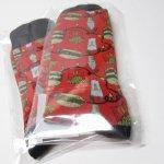 メンズ  マクドナルド 正規品 クリスマス ミールセット ソックス 並行輸入品未使用