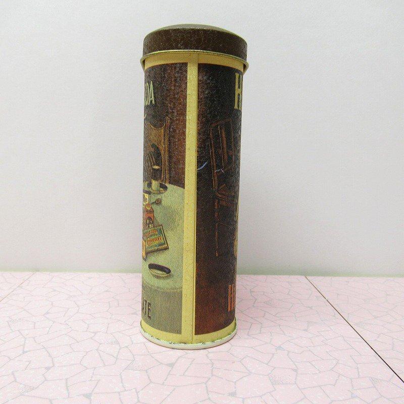 ハーシーズ アンティーク風プリント イギリス製 1984年 ティン缶【画像2】