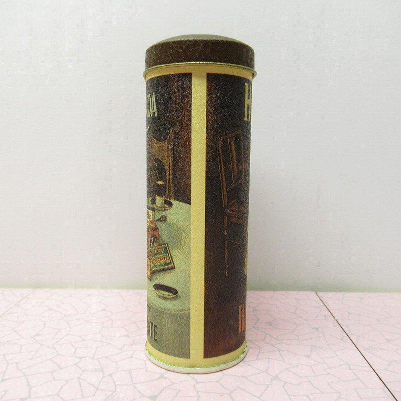ハーシーズ アンティーク風プリント イギリス製 1984年 ティン缶【画像3】
