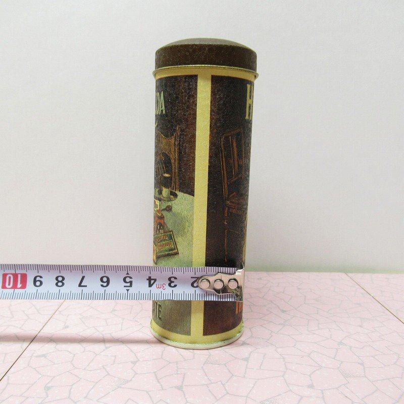 ハーシーズ アンティーク風プリント イギリス製 1984年 ティン缶【画像9】