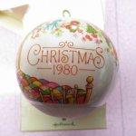 ツリーにつけるオーナメント  クリスマスオーナメント 1980年 眠る女の子