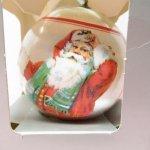 ツリーにつけるオーナメント  クリスマスオーナメント 1980年 サンタクロース