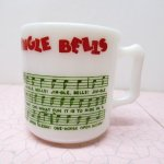 ヘーゼルアトラス  ヘーゼルアトラス Tom & Jerry ジングルベル楽譜 エッグノッグ クリスマス マグ