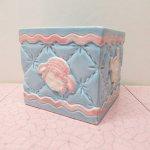 リビング  ベビープランター 米国輸出用日本製 CMC ベイビーブロックアニマル キルト風