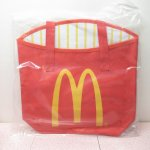 マクドナルド 並行輸入正規品 フレンチフライトートバッグ