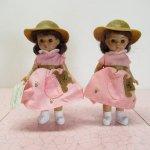 マクドナルドハッピーミール人形  マダムアレキサンダー ドール マクドナルドミールトイ テディベア100周年記念各種