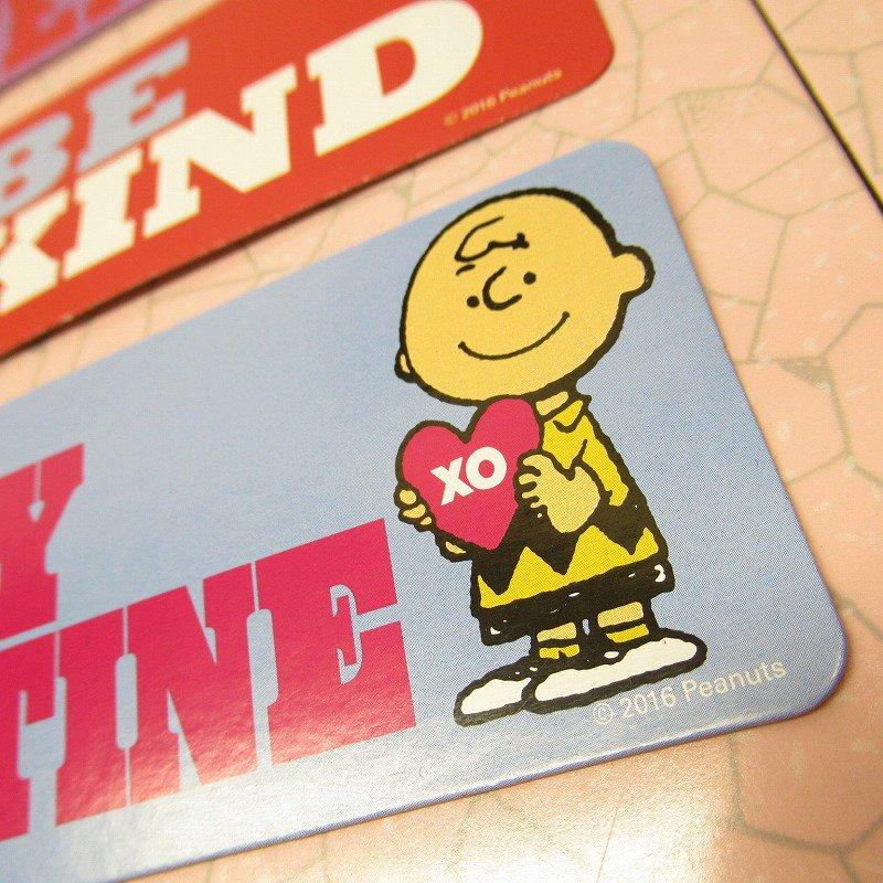スヌーピー 日本未販売 バレンタイン ブックマーク 未使用【画像6】